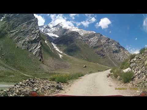 Hard road to travel, Zanskar Valley to Kargil, India.