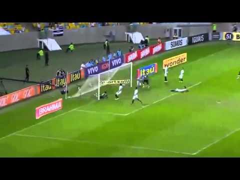 Incredible bloomer Fred | Fluminense vs Santos