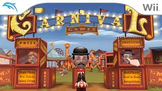 Carnival Games | Dolphin Emulator 5.0-9213 [1080p HD] | Nintendo Wii
