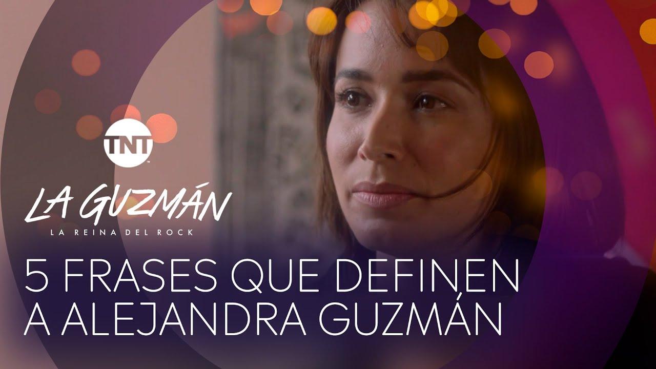 La Reina Del Rock En 5 Frases La Guzmán Tnt Youtube