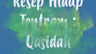 Resep Hidup Tentram : Qasidah Instrumental