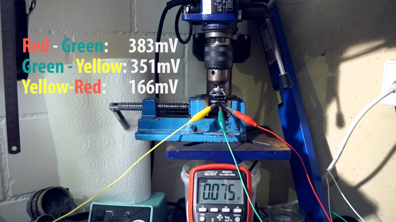 Testing Brushless Motors With A Scope (or A Meter) | Hackaday