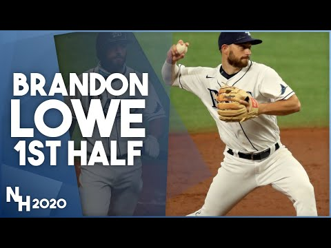 Brandon Lowe 2020 1st Half Highlights