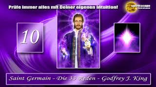Saint Germain - Die 33 Reden - Rede 10
