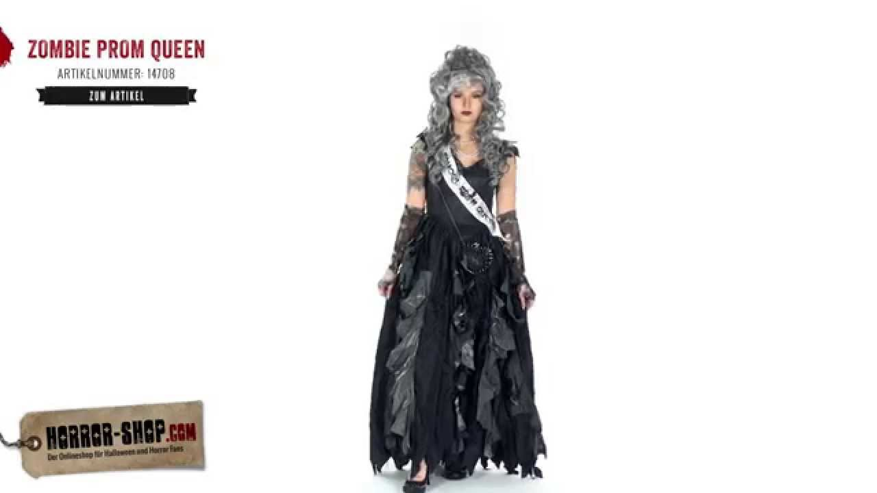 Zombie Prom Queen Kostüm - Horror-Shop.com
