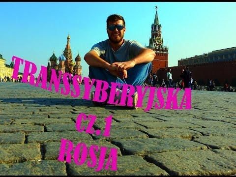 """Transsyberyjska część 1 """"Rosja"""" (kwiecień 2014)"""