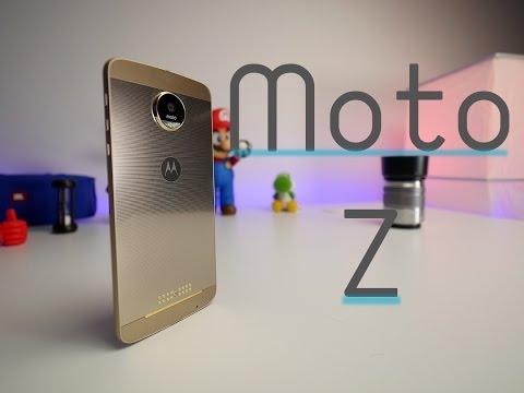 Moto Z : ليش نعتبره الهاتف الأكثر إبتكارا بـ2016؟