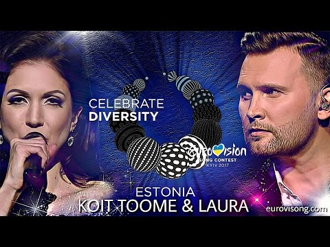 Koit Toome & Laura - Verona (New Version) Eurovision Estonia 2017