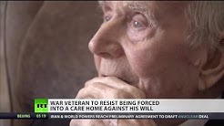 UK's Oldest WWII Veteran Faces Eviction To Care Home