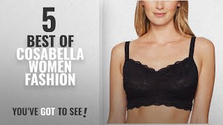 e369b2a112 Cosabella Women Fashion  2018 Best Sellers   Cosabella Women s NSN Curvy  Soft Bra Sweetie