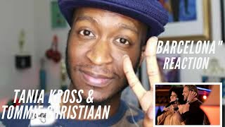 tania kross tommie christiaan barcelona reactionreview