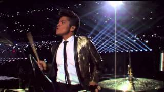 Bruno Mars DRUM SOLO