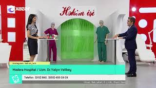Həkim İşi - Ürək damar xəstəliklərinin düzgün müayinə və müalicəsi  (21.08.2018)