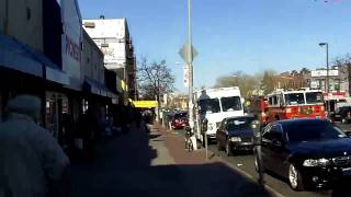 Walking to St. Raymond's Bronx-part1of2