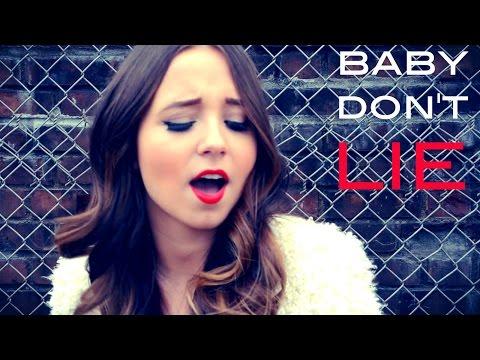 Baby Don't Lie - Gwen Stefani | Ali Brustofski Cover (Music Video)