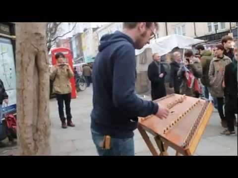 street music santoor