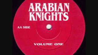 Dave Charlesworth & Peshay - Arabian Knights Vol 1 (Side AA)