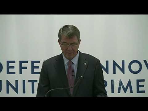 Defense Secretary discusses innovation, acquisition at DIUx Boston