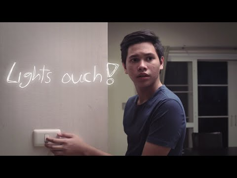 "Thumbnail: Lights Out Parody ""Lights Ouch"" - มันออกมาขโยก - Weirdo Project - EP.01"