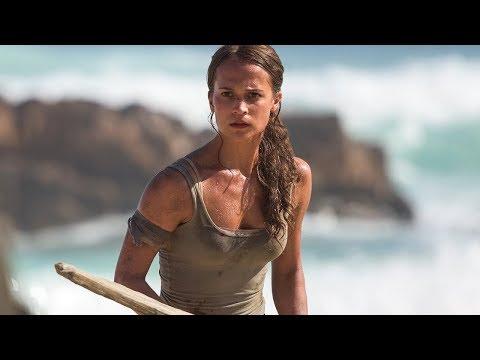 Tomb Raider Trailer 2017 Alicia Vikander 2018 Movie - Official