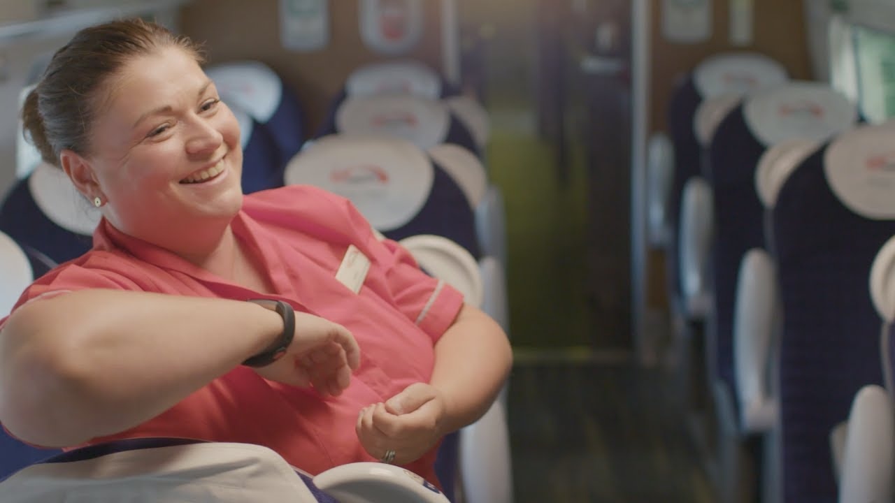 Yammer Customer Stories- Virgin Trains Customer Experience