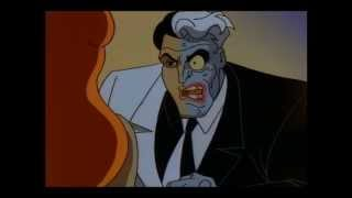"""I threw a rock at him!"" Best Batman the Animated Series scene/line ever!"