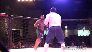 Miguel Guerra vs Larry Crowe - WGC MMA Fights- TheCageDoor.net