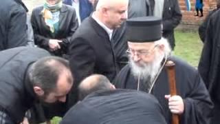 Епископ Артемије у Бадовинцима
