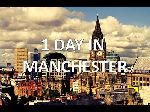 Um dia em Manchester, UK | One day in Manchester, UK