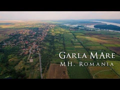 Garla Mare (filmare cu drona)