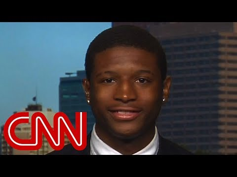 How teen went from homeless to Harvard