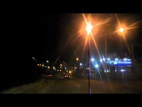 Night Ride on Port Moresby Roads 3