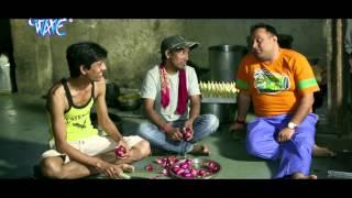 मसालेदार कॉमेडी - Anand Mohan, Manoj Tiger Full Comedy Scenes - 2015 Bhojpuri Comedy- Nihattha