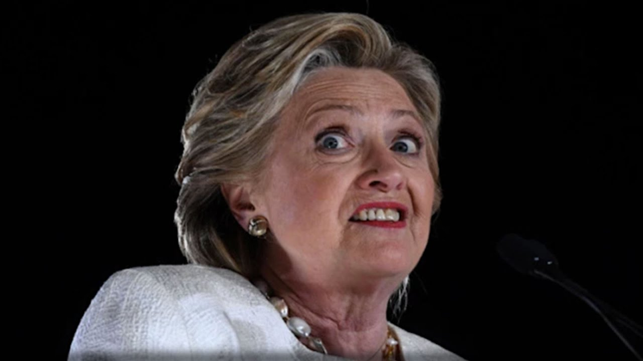Image result for hillary breaking