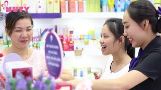 Nuty trong dịp sale mừng giáng sinh