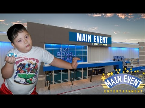 A Night at the Pharr Main Event Center