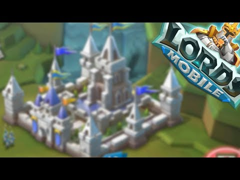 Lords Mobile Level 14 Castle | How To Level Up FAST | How To Claim Reward