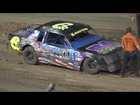 Eagle Raceway 5/13/2017 Hobby Stock A-Feature