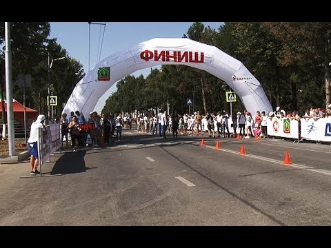 Альметьевск Спортивный. TATAR.RUN