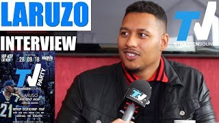 LARUZO Interview: Major-Label Deal, Streaming Druck, Holland Rap, Gringo, TV Strassensound Party