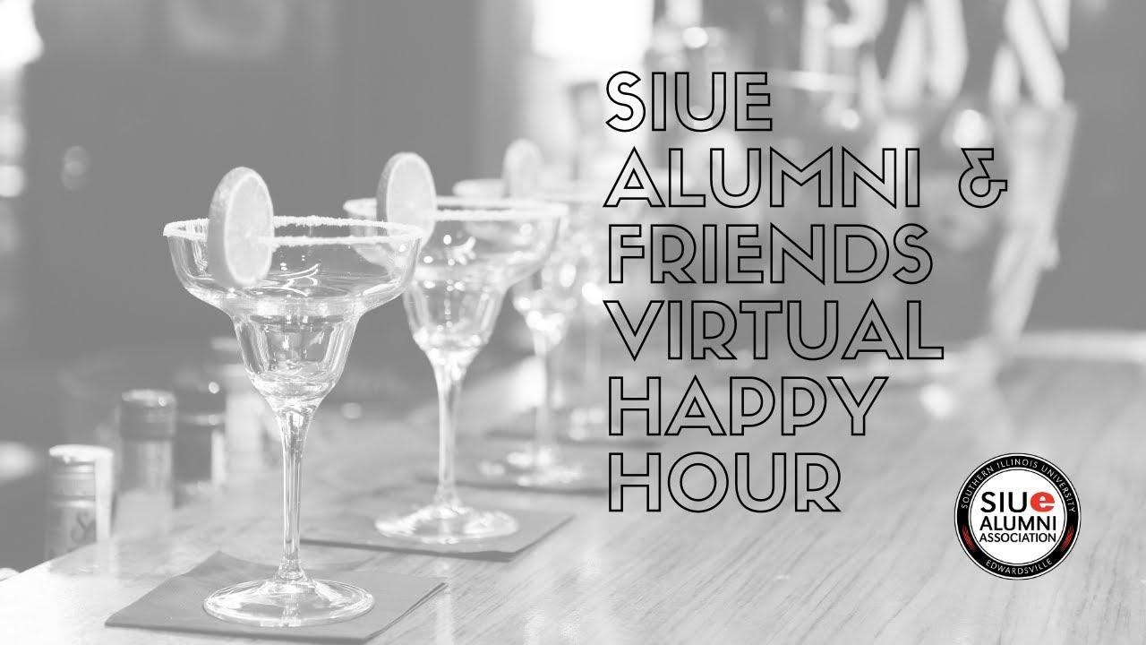 Image for SIUE Alumni & Friends Virtual Happy Hour webinar