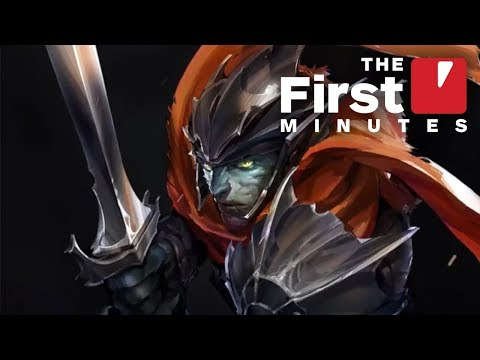 The First 15 Minutes of Death's Gambit Gameplay
