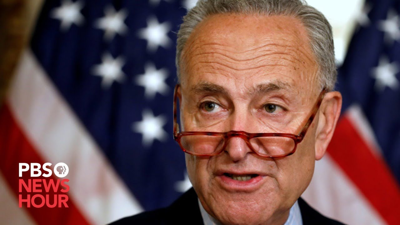 Schumer: 'I Agree' with Biden Planning to Give Trans Students Access to Sports, Bathrooms