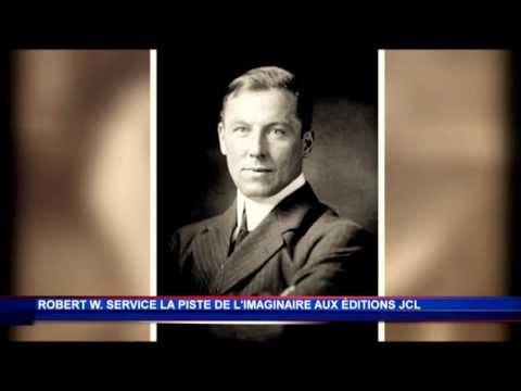 Robert W Service Biographie, interview de Charlotte Service-Longépé, Monaco Info