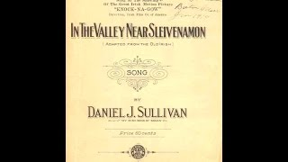 Valley of Slievenamon; chat & sing #5 (Lyrics)