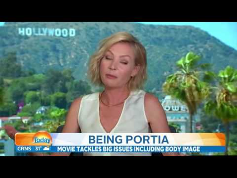 Portia De Rossi Interview Today Australia Nov 04 2015