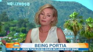 Portia De Rossi Interview Today Australia Nov 04 2015 RUS SUB