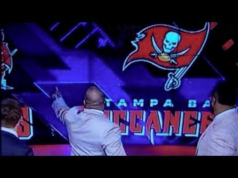 Buccaneers New Logo And Helmet Design! - Bucs Fans Reaction