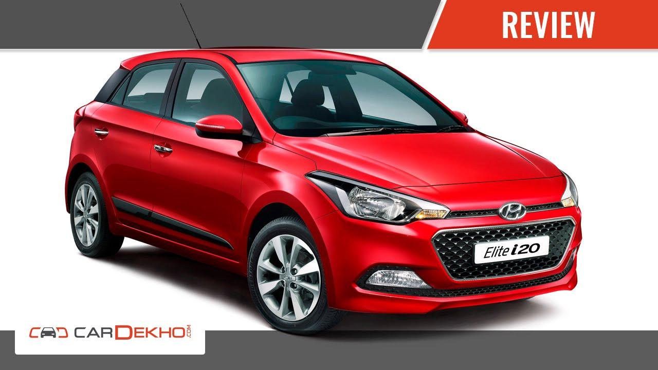 Know Your Hyundai Elite I20 Review Of Features I Cardekho Com