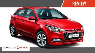 Hyundai Elite I20 | Review Of Features I Cardekho.com